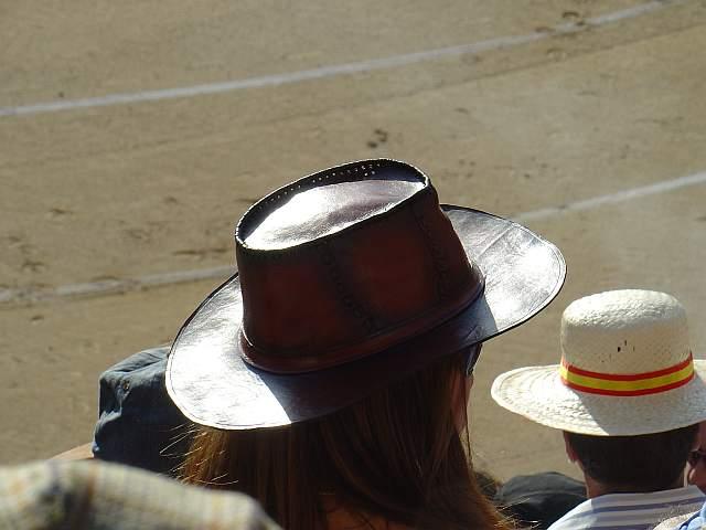Sombrerero de chapeau