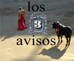 Los 3 avisos