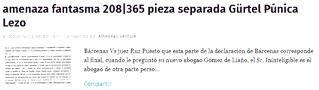 Faly Pastrana #oyeme #coac2014 Carmen Jiménez
