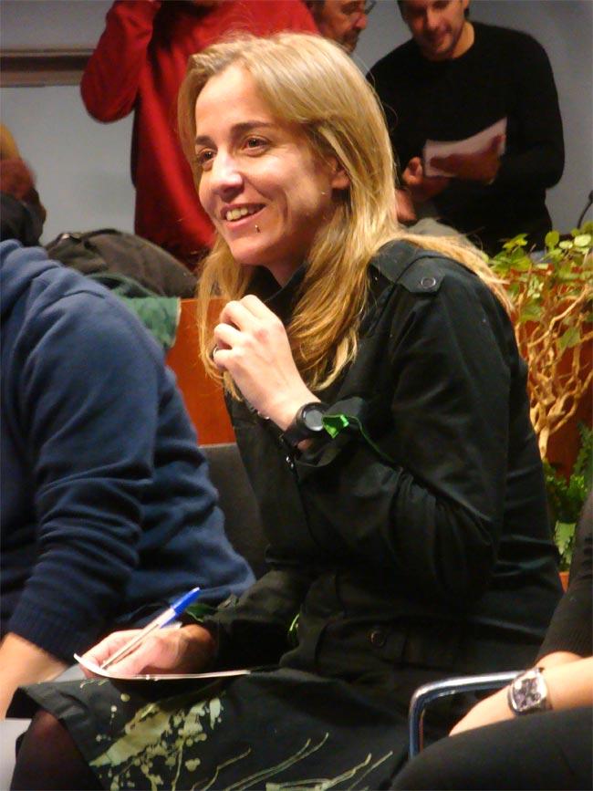 Tania Sánchez Melero
